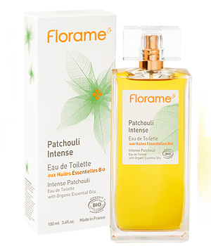 Florame Eau de toilette Patchouli Intense 100ml