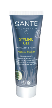 Sante Gel coiffant fixation naturelle 50ml