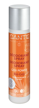 Sante Déodorant spray Goji Power 100ml