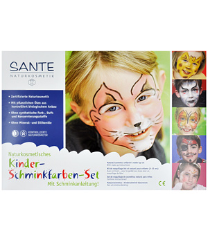 Sante Kit de Maquillage enfant