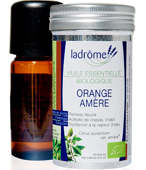 Ladrome Orange Amère Petit grain Bio 10ml