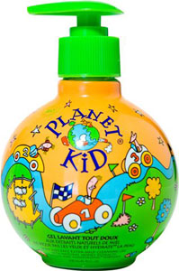 Planet Kid Gel lavant tout doux Miel 300ml