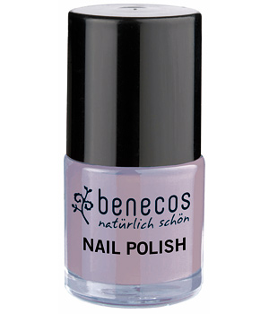 Benecos Vernis à ongles Tender Kiss/ Rose Tendre 9ml