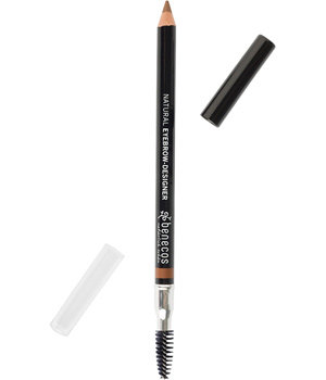 Benecos Crayon à sourcils châtain (gentle brown) 1.13g