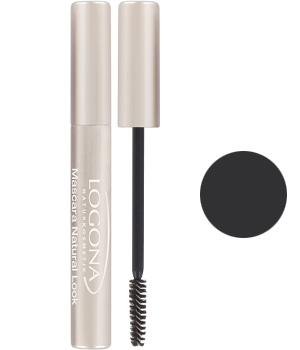 Logona Mascara natural look n°1 Black 8ml