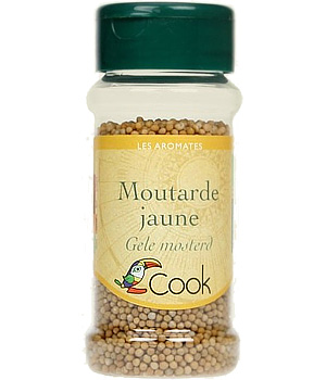 Cook Moutarde jaune 60g
