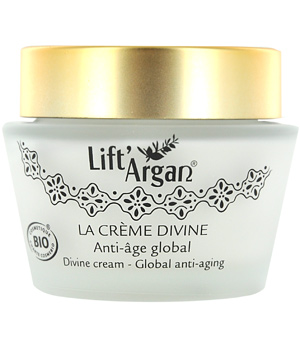 Lift' Argan Crème divine anti âge global Lift Argan 50ml