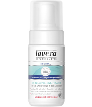 Lavera Mousse nettoyante Neutral 100ml