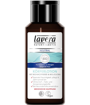 Lavera Lotion pour le corps Neutral 200ml