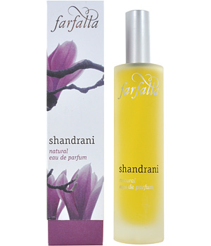 Farfalla Parfum naturel Shandrani 50ml