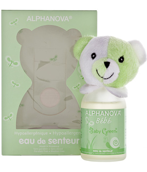 Baby Green fragrance for girls and boys