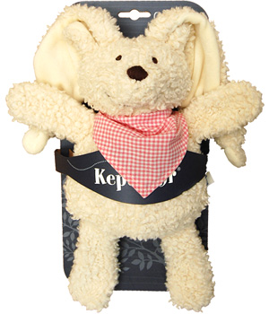 Keptin jr Doudou Cuddle Rabby Rose 28cm