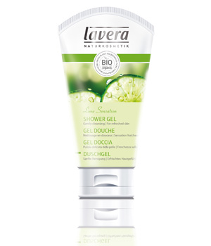 Lavera Gel douche Verveine Limette Body SPA 150ml