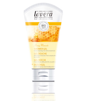 Lavera Gel douche Miel Body SPA 150ml