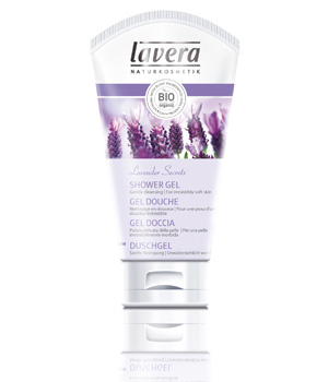 Lavera Gel douche Secrets de Lavande Body SPA 150ml