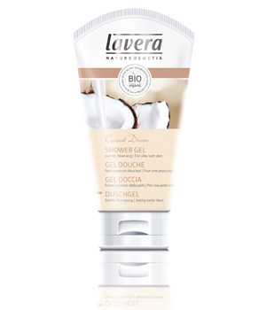 Lavera Gel douche Rêve de Coco Body SPA 150ml