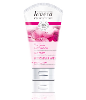 Lavera Lait corporel Rose sauvage Body SPA 150ml