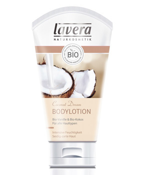 Lavera Lait corporel Rêve de Coco Body SPA 150ml