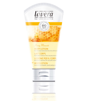Lavera Lait corporel Miel Body SPA 150ml