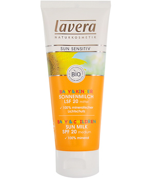 Baby and Children Sun Screen SPF 30
