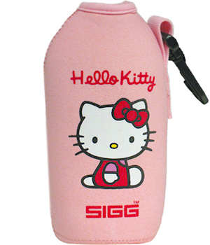 Sigg Poche nylon Hello Kitty isotherme 0.4L