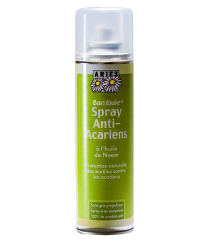 Aries Spray Anti Acariens 200 ml