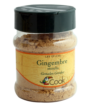 Cook Gingembre poudre 80g