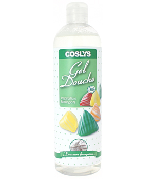 Coslys Gel douche inspiration Berlingot 500ml