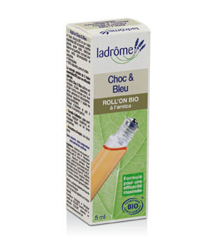 Ladrome Roll on Choc et Bleu 5ml