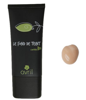 Avril Fond de teint Nude (Naturel) 30ml