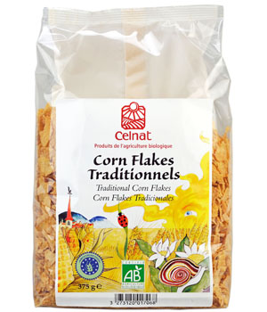 Celnat Corn Flakes Traditionnels 375g