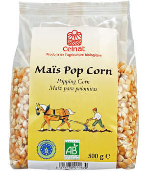 Celnat Maïs Pop Corn 500g