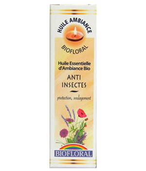 Biofloral Composition anti insectes 10ml
