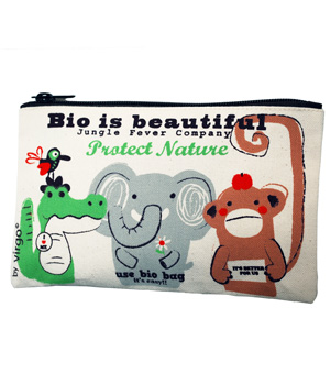 Coq En Pâte Trousse Protect Nature 100% coton biologique Collection Virgo