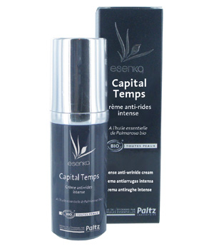 Esenka Capital Temps crème anti rides intense 40ml