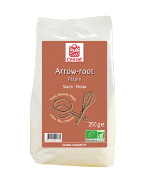Celnat Arrow Root 250g