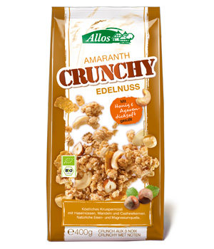Allos  Crunch 3 noix 400g