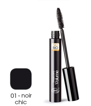 So'Bio étic Mascara volume 01 noir chic 10ml