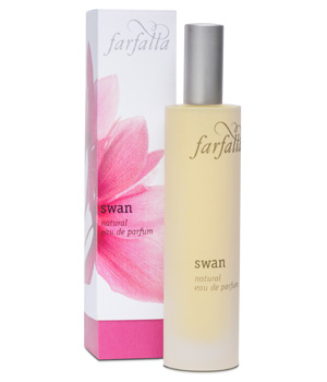 Farfalla Parfum naturel Swan 50ml