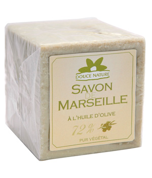 Douce Nature Savon de Marseille naturel flacon pompe 300ml