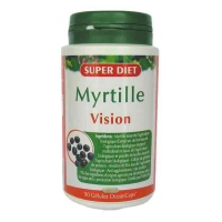 Super Diet Myrtille 90 gélules marines 210mg