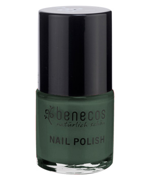 Benecos Vernis à ongles Pepper Green 9ml