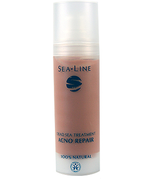 Sealine Acno repair élimine boutons et points noirs Mer Morte 30ml