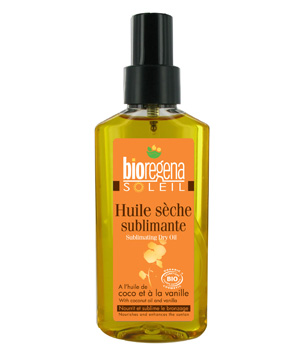 Bioregena Huile sèche sublimante spray 100ml