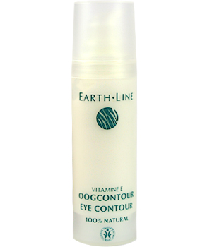 Earth Line Contour des yeux à la Vitamine E 30ml