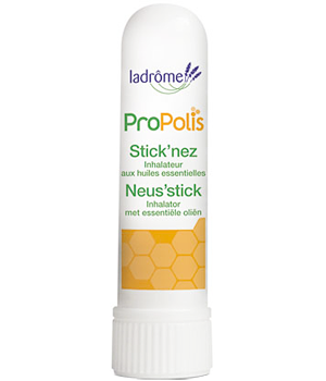 Ladrome Stick'Nez inhalateur de poche naturel 1g