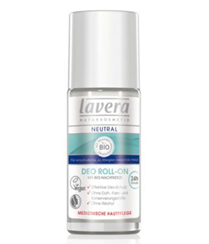 Lavera Déodorant Roll on Neutral 50ml