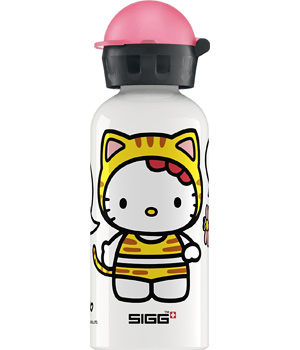 Sigg Gourde Hello Kitty Tiger à colorier 0.4 litre