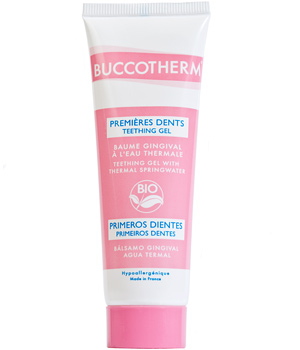 Buccotherm Buccotherm baume gingival premières dents 50ml