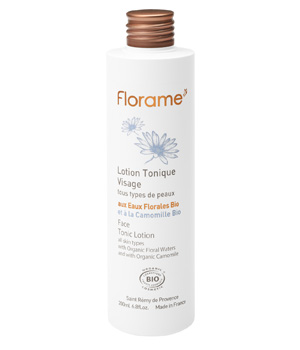 Florame Lotion Tonique visage Camomille 200ml